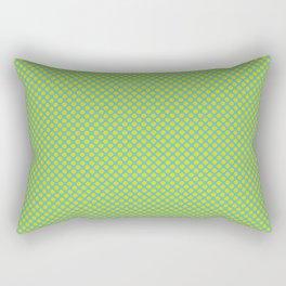 U1: happy dots Rectangular Pillow