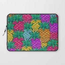 Tropical Pineapples Laptop Sleeve