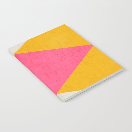 summer triangles Notebook
