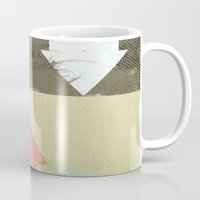 arrows Mugs featuring Arrows by Metron