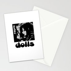 Otaku dolls Stationery Cards