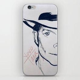 Truman iPhone Skin
