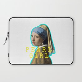Pearl Girl! Laptop Sleeve