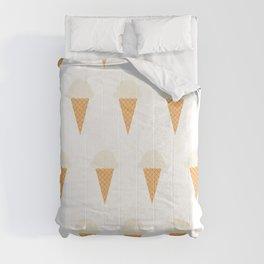 Vanilla Ice-creams Comforters