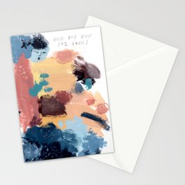 Abstraction 13 Stationery Cards