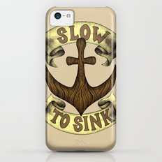 Slow to Sink Slim Case iPhone 5c