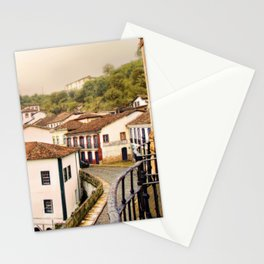 Historical city II Stationery Cards