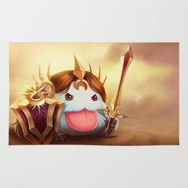 Leona Poro League Of Legends Rug
