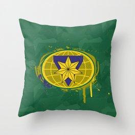 GMM Throw Pillow