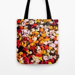 Leaves Galore Tote Bag