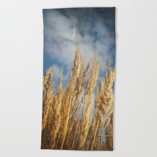 Late Summer Beach Towel