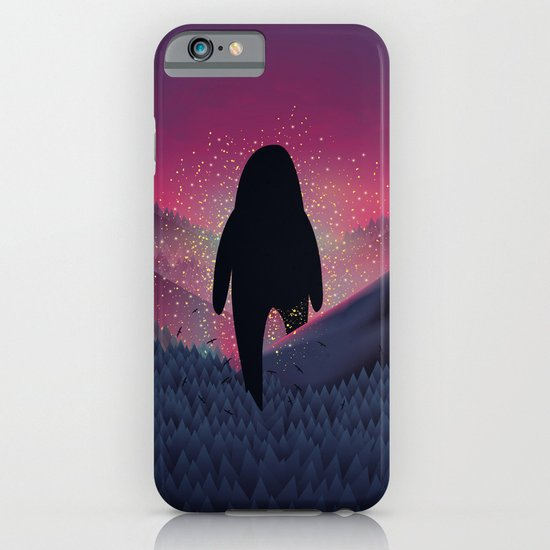 Never Look Back iPhone & iPod Case
