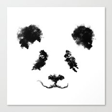 Clouds Panda Canvas Print