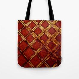 Ischia - Faux Royal Tote Bag