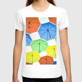 umbrellas 1.1 T-shirt