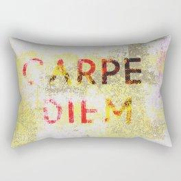 Post Apocalyptic Inspirational Quote 005 Rectangular Pillow
