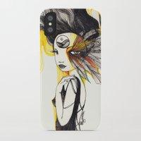 Feather Dream Slim Case iPhone X