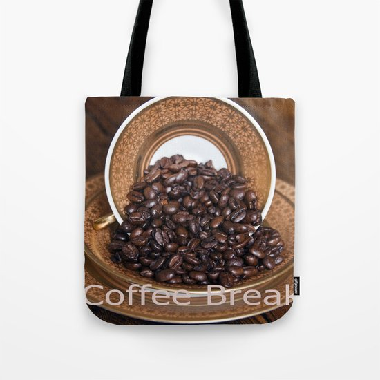COFFEE BREAK Tote Bag