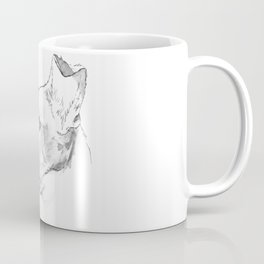 Luna in the Sun Coffee Mug