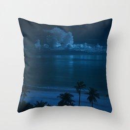 Ocean Storms Throw Pillow
