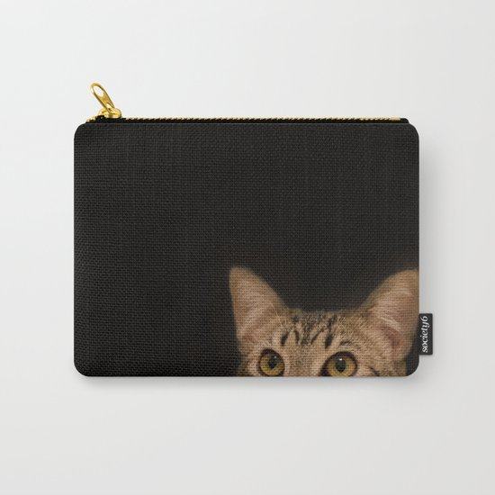cat Ichat Carry-All Pouch