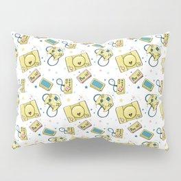 Yellow game Pillow Sham