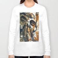 "pilot Long Sleeve T-shirts featuring ""Pilot"" by Scott Lenaway"