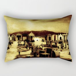 Italian Graveyard (O171015ig) Rectangular Pillow