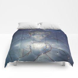 [ Supernatural ] God Chuck Shurley Rob Benedict Comforters