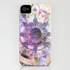 Mandala iPhone (4, 4s) Slim Case