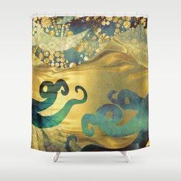 Underwater Dream I Shower Curtain