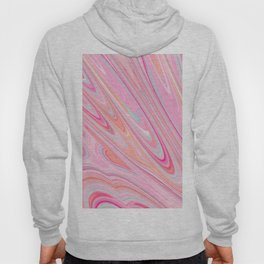 Abtract Melted Ice Cream Hoody