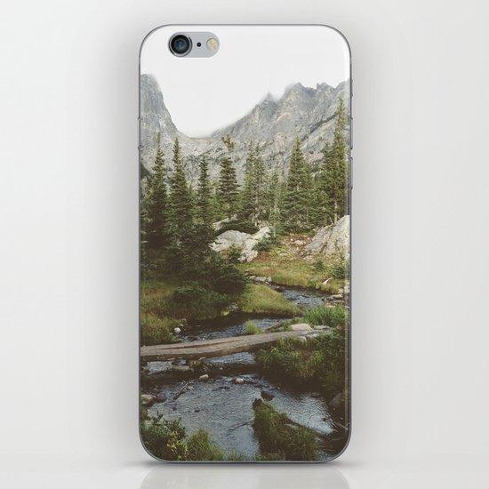 Dream Lake Creek iPhone & iPod Skin