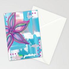 Easter Flower Stationery Cards