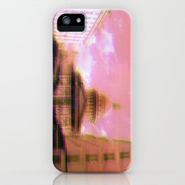 CONCRETE LEMONADE  iPhone Case