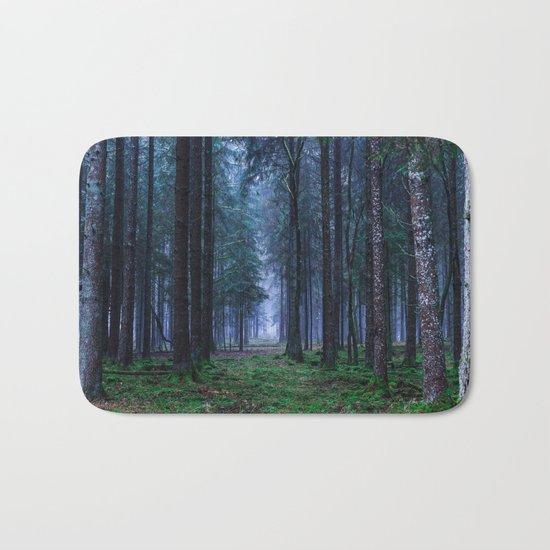 Green Magic Forest Bath Mat