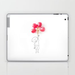 Grapes Ballons Laptop & iPad Skin