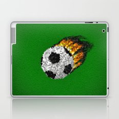 Great Ball Of Fire - Mosaic Style Laptop & iPad Skin