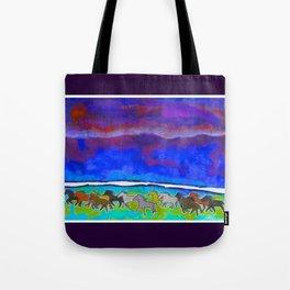 Sky Ponies #31 Tote Bag