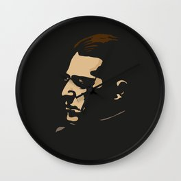 Michael Corleone - The Godfather Part II Wall Clock