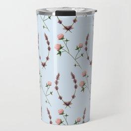 Clover & Lavender Travel Mug
