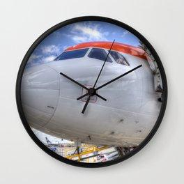 EasyJet Airbus A320 Wall Clock