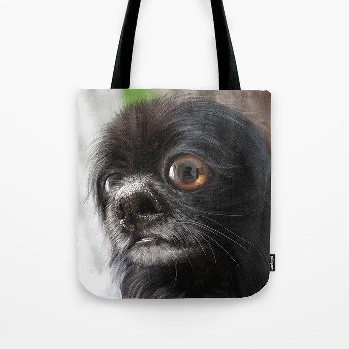 Choco Toshi Tote Bag