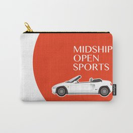 Midship Open Sports Carry-All Pouch