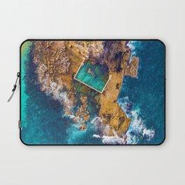 Global Peninsula View (Color) Laptop Sleeve