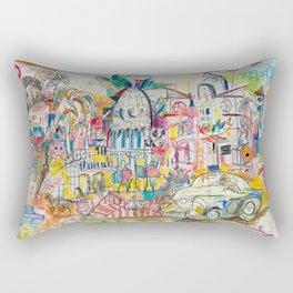 Soul of Havana Rectangular Pillow