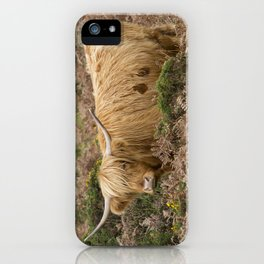 Highland Lad iPhone Case
