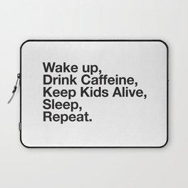Keep them Alive. Laptop Sleeve