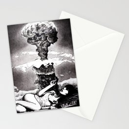 Atomic Garden Stationery Cards