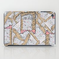 cookie iPad Cases featuring Cookie by Kris alan apparel